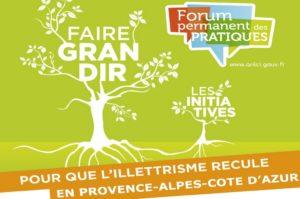 Rencontre régionale «Pour que l'illettrisme recule en Provence-Alpes-Côte d'Azur»