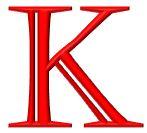 K-lettre