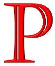 P-lettre