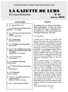 couv-gazette-de-Lurs-2016
