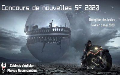 Concours de nouvelles de science-fiction